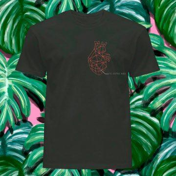 Corazón Habitado Negra Coral