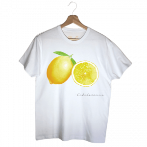 camiseta limones